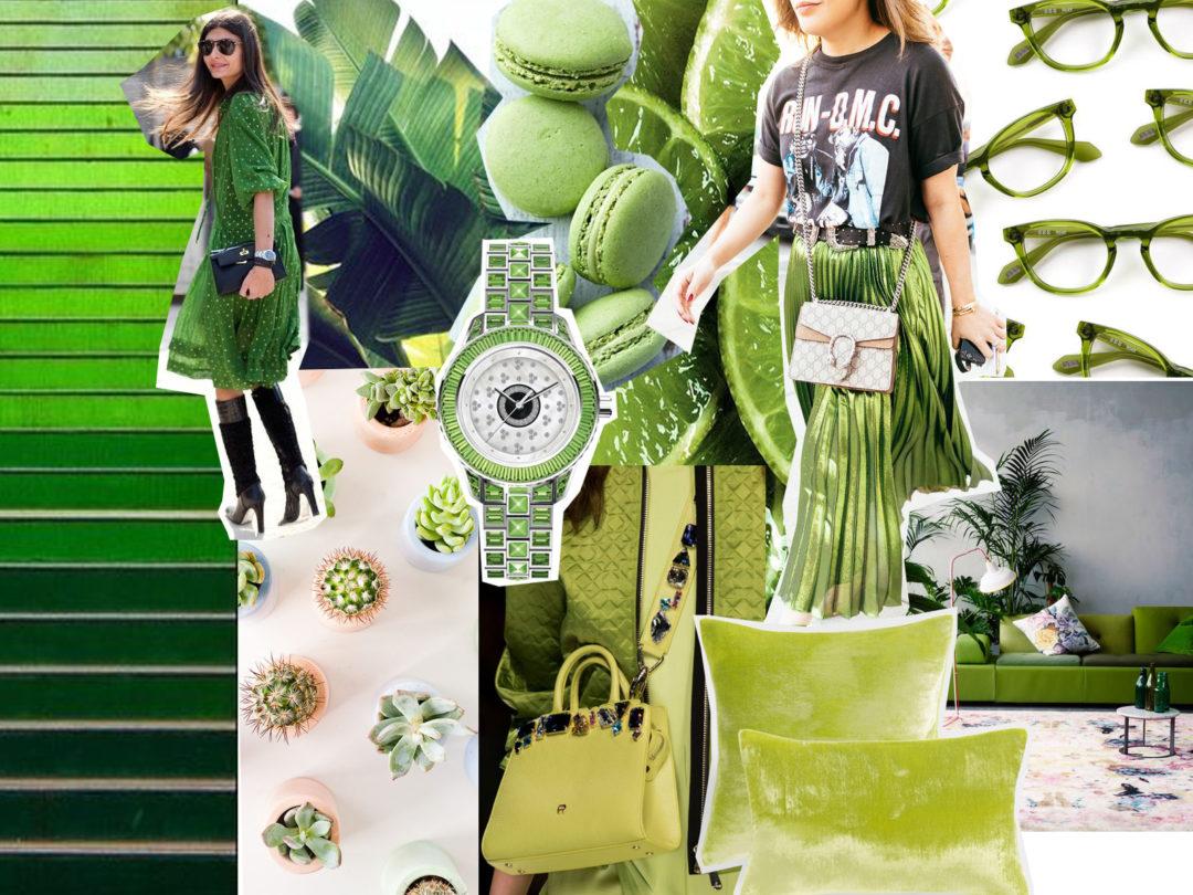 Couleur Pantone De L Année 2017 greenery- couleur de l'annee 2017 - what-to-where